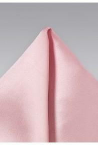 Ziertuch Kunstfaser rosé