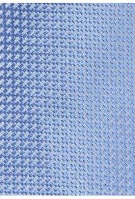 Krawatte hellblau strukturiert