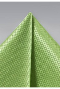 Ziertuch Struktur grün