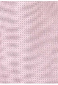 Krawatte rosé strukturiert