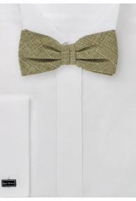 Herrenschleife marmoriert Linienkaro jagdgrün
