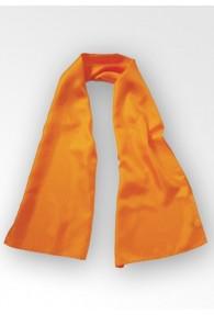 Damenschal Seide orange