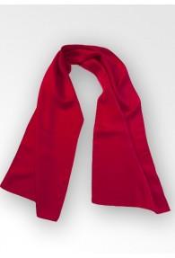 Damenschal Seide rot