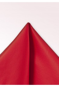 Kavaliertuch Glanz rot