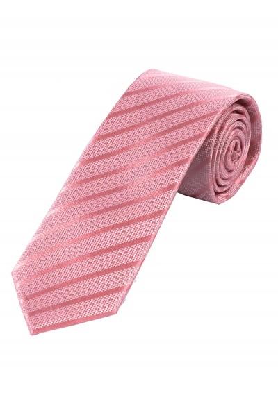 Krawatte Streifen-Struktur rosa