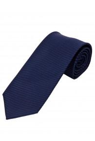 Businesskrawatte Streifen-Oberfläche marineblau