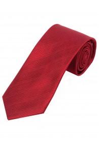 Krawatte schmal geformt unifarben...