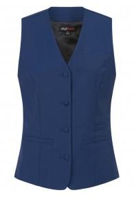 Blaue Long-Weste (classic blue)