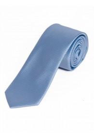 Krawatte unifarben Linien-Oberfläche hellblau