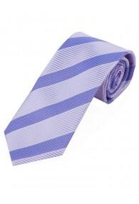 Krawatte Struktur-Pattern Streifen flieder