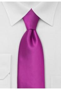 Krawatte lila