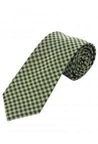 XXL-Krawatte abstrakte Struktur waldgrün...