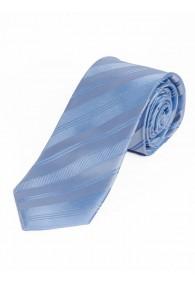 Sevenfold-Krawatte  einfarbig hellblau