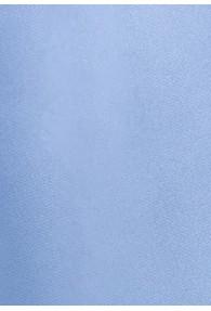 Herrenkrawatte hellblau einfarbig
