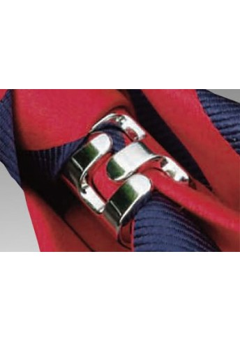 Krawattenknoten-Klammer