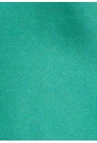 Kinderkrawatte unifarben türkisgrün