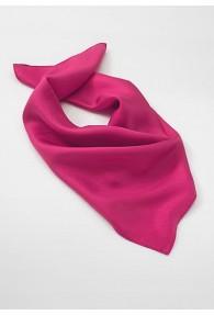 Halstuch Pink Polyester