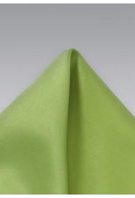 Einstecktuch Waldgrün Mikrofaser