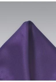 Einstecktuch Violett dunkel