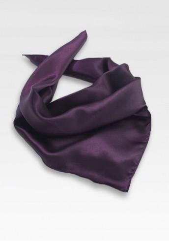 Damentuch purpur aus Mikrofaser