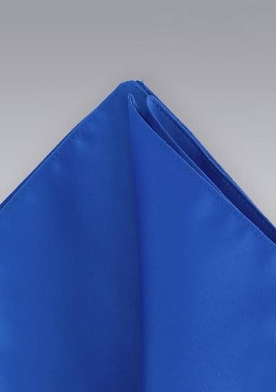 Pochette königsblau