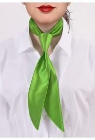 Damen-Servicekrawatte Limoges Apfelgrün