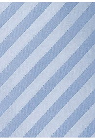 Herren XXL-Krawatte  hellblau