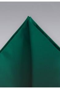 Einstecktuch dunkelgrün