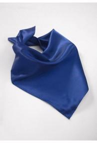 Blaues Halstuch