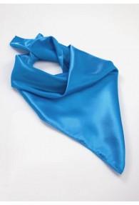 Damentuch Blau aus Mikrofaser