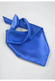 Damentuch blau Mikrofaser