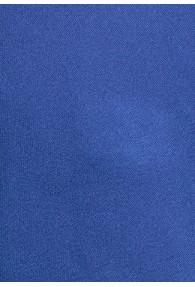 Businesskrawatte monochrom blau
