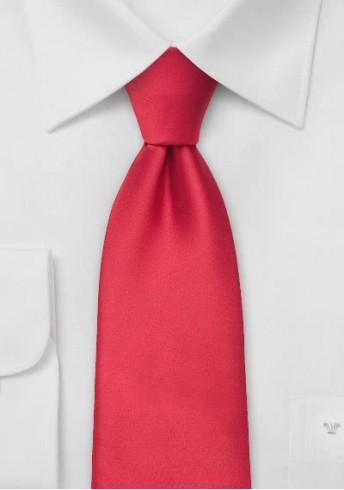 Moulins Krawatte in hellrot