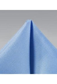Businesskrawatte  filigran texturiert hellblau