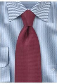 Krawatte bordeaux Netz-Dessin