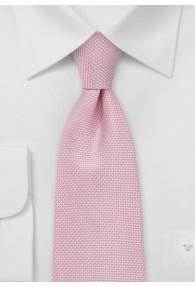 Businesskrawatte rosa Struktur