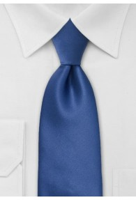 XXL-Krawatte blau