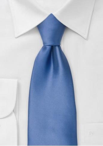 Moulins XXL-Krawatte in blau