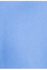 Krawatte XXL hellblau einfarbig