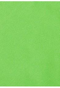 Mikrofaser-Kinderkrawatte monochrom grün