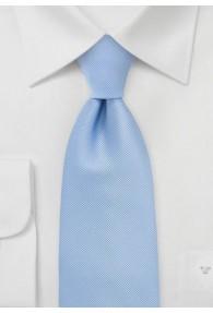 Krawatte Struktur himmelblau