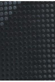 XXL-Partykrawatte tintenschwarz silbergrau