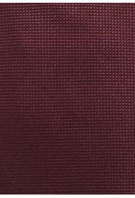 XXL-Businesskrawatte Struktur rot