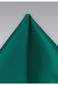 Ziertuch Poly-Faser dunkelgrün
