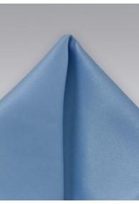 Ziertuch Mikrofaser hellblau