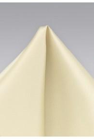 Ziertuch Kunstfaser vanille