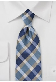 Stylische XXL-Krawatte extrovertiertes...