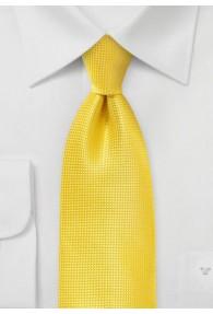 Krawatte Struktur gelb