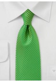 Krawatte junge Oberfläche grün