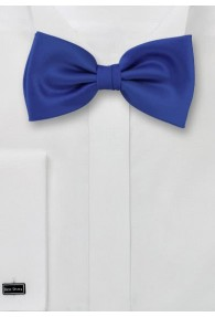 Schleife Kunstfaser königsblau